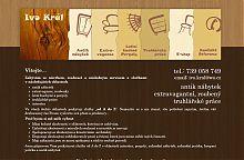 Pergoly, letní kuchyně, interiéry, antik   Ivo Král.jpg